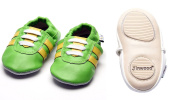 'Jinw - Sports Brasil - Mini Shoes Trainers Slippers Leather Slippers - Baby Shoes - by Amsomo
