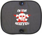 Gadget ´ N ´ Roll ON TOUR Rocko Star Car Sun Shade for Children
