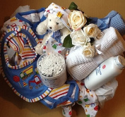 Baby boy Essentials Hamper