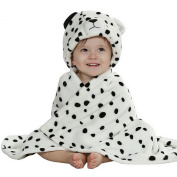DINGANG Cute Animal Hooded Towel Wrap for Baby Kids