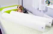 "The Big Bed Pack - 100% British ""NURSERY GRADE"" foam bed guard bumper"
