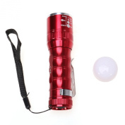 New Zoomable C48 3W LED 3 Mode 200 Lumens AAA/18650 Camp Flashlight Torch