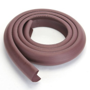 ETHAHE 2M Brown Edge and Corner Cushion Childproofing Edge Corner Protectors