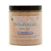 Pack of 1 x Himalayan Salt Bath Salt - Relaxing - 710ml