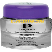 Pr. Francoise Bedon Skin Lightening & Anti Stretch Marks Renovator Collagen Snail Cream 100ml - BY SONIK PERFORMANCE - SKIN WHITENING - Creme Renovatrice Eclaircissante anti vergetures - For Breasts, Stomach, Thighs & Buttocks