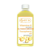 HT26 VITAMINE E OIL TOCOPHEROL OIL 125ML - BY SONIK PERFORMANCE - ANTI WRINKLES FOR FACE