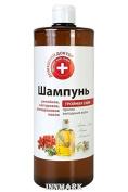 55682 Shampoo Burdock Castor & Rosemary oil 1000ml Home Doctor
