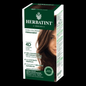 Hair Dye Herbatint 265 ml 4d Golden Brown