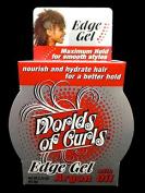 Worlds of Curls Edge Gel Maximum Hold
