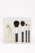FCUK Make Up Brush And Eyelash Curler Gift Set
