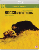 Rocco and His Brothers - The Masters of Cinema Series [Region B] [Blu-ray]