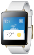 LG electronics G watch white