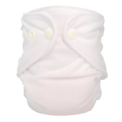 FuzziBunz Adjustable Nappy, Pure