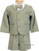 Infant Boys Eton Suit-Sage Green-G741SAGE