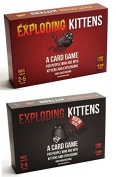 Exploding Kittens Original Edition + NSFW Explicit Content Game