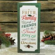 Faith Family & Friends Xmas Cards