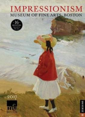 Impressionism 2016-2017 Engagement Calendar