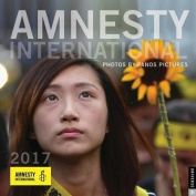 Amnesty International 2017 Wall Calendar