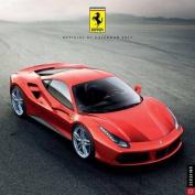 Ferrari Official GT 2017 Wall Calendar