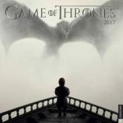 Game of Thrones 2017 Wall Calendar