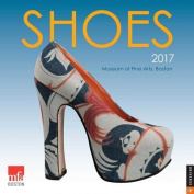 Shoes 2017 Wall Calendar