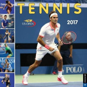 Tennis the U.S. Open 2017 Wall Calendar