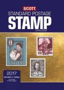 Scott 2017 Standard Postage Stamp Caatalogue, Volume 5: N-Sam: Countries of the World N-Sam (Scott Standard Postage Stamp Catalogue
