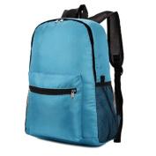 Moolecole Ultra-light Hiking Backpack Packable Skin Pack Folding Camping Backpack Waterproof Climbing Backpack School Bags