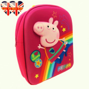 Children's Peppa Pig 3D Cosmic Back Pack
