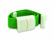 Tourniquet quick release buckle Green