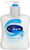 Carex Liquid Soap Moisture Plus 250ml Pack of 6