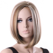 Songmics New Fashion Women's Straight Short Wig 35cm WFS223