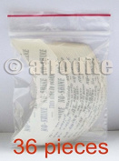 Walker's No Shine CC Contour Adhesive Tape Strips 36 Pack - Lace Wigs & Toupees
