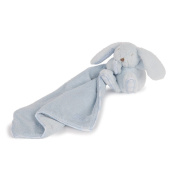 Tartine et Chocolat Augustin the Rabbit Blue Cuddly Toy / Comforter - Dimensions 24 cm x 24 cm