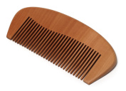 Beard Comb - Eliminates Tangle, Frizz, and Static, handmade
