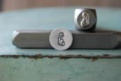 Brand New Supply Guy 8mm Pregnant Mother and Baby Metal Punch Design Stamp