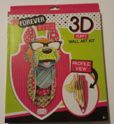3D Wall Art Kit Fashion Angels My Fashion Style