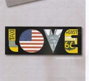 Love, Us Impression Cross Stitch Kits , DMC Thread 11ct 275x22stitch, 74x32cm Counted Cross Stitch Kit