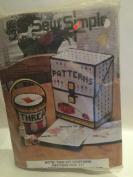 Sew Simple Plastic Canvas Novelties Kit - Pattern File Box Only