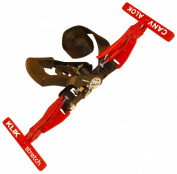 CANVALOK 2-Plier KLIKstretch KS-1 Canvas Stretching System - The EASIEST way to a PERFECT canvas - Labour-saving ratchet action