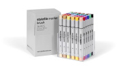 Brush Stylefile Marker Set of 36 - Set A
