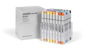 Brush Stylefile Marker Set of 48 - Set A
