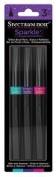 Spectrum Noir Sparkle 3 PC Glitter Brush Pen Glitz and Glamour