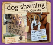 Dog Shaming 2017 Day-To-Day Calendar