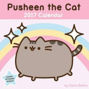 Pusheen the Cat 2017 Wall Calendar
