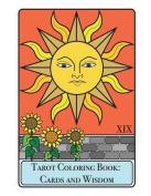 Tarot Coloring Book - Cards and Wisdom