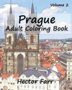 Prague: Adult Coloring Book, Volume 2