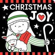 Christmas Joy Black & White Board Book (Tell Me about God Board Books) [Board book]