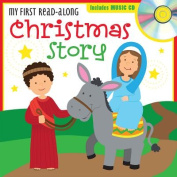 My First Read-Along Christmas Story (Let's Share a Story) [Board book]