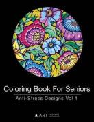 Coloring Book for Seniors